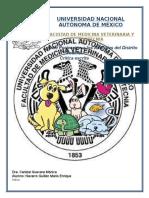 Ley de protección animal de animales del Distrito Federal