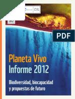 Informe Planeta Vivo 2012