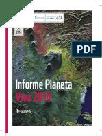 Informe Planeta Vivo 2014