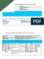 Para El PTC CsNat (Propuestas de Proyectos)