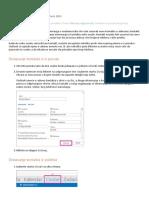 Dodavanje Kontakta - Outlook