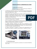 Proceso de Produccion de Conservas de Atun.
