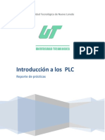 Practicas de Introduccion Plc