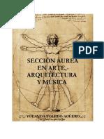 Sección áurea en arte, arq. y música