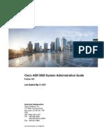 Cisco ASR 5000 System Administration Guide