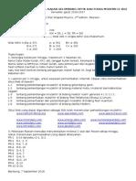 PEDOMAN KULIAH FI 604 & Rincian Tugas 7sep16