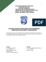 Tesis de Grado m.c. Zoila. Universidad Del Zulia
