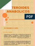 esteroides anabolicos
