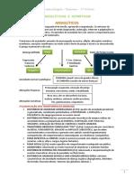 Resumão 3ª Prova - Farmacologia