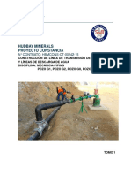 Dossier Calidad Mecánico Piping
