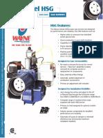 HSG-400 Product Sheet