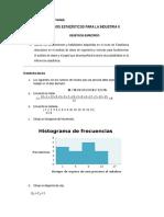 Trabajo Revisión Estadística Descriptiva