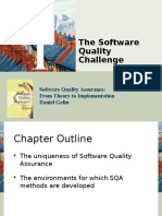 Software Quality Chapter 1 2 3