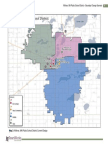 Proposal for new elementary attendance areas in the Willmar School District -- Model2B1
