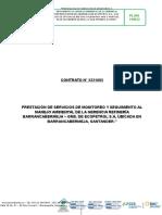 Plan Hseq Ecopetrol Barranca