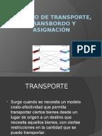 Método de Transporte, Transbordo y Asignación (2016!06!05 20-31-16 Utc)