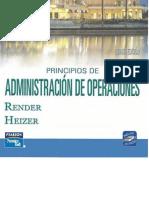 Administracion de Operaciones Render