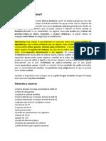 Fabricacion de Biodiesel