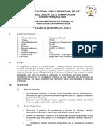 1T1092 Seminario de Tesis I (Ormeño)