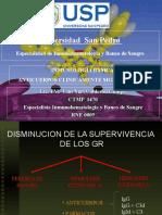 Anticuerpos Clinicamente Significativos. (1)