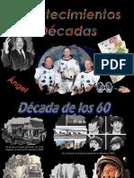 1960-2010 Acontecimientos Historicos