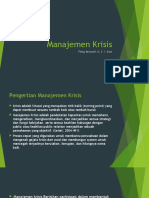 Bab. 5 Manajemen Krisis