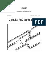 Circuito RC Pratica