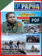 Cover Depan Majalah DKP PAPUA