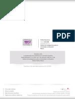 La Epistemología de La Diferencia en La Formación Educativa