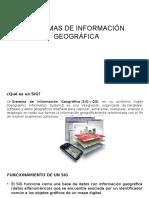 Unidad 3 Sistemas de Información Geográfica