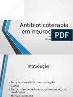 Antibioticoterapia Em Neurocirurgia