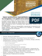 AACE PERU 2016 a Iribarren en 4º Congreso 08 Oct 2016