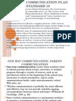 ra communication plan  standard 10 mf