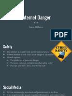 internet danger presentation
