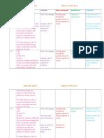 week 10 lesson plans