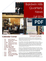 quarterly news fall2016