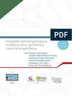 Funes Propuesta Metodologica Para La Ensenanza de La Geometria a Traves de La Papiroflexia