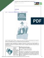 METODOS CASEROS de CLARIFICACION DEL AGUA Documento Publicado Por Salud y Desplazamiento Http___www.disaster-Info