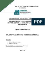 Planificación Practica II