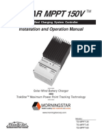150V TS MPPT Operators Manual