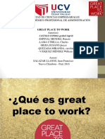 Grace Place to Work Exposicion
