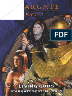 Stargate Sg-1 - Rpg Sourcebook - System Lords - Living Gods