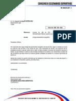 2. Oficio No. CED - 002 - 2015 - Entrega Levantamiento Topográfico 1