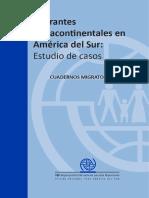 Cuaderno5 Migrantes Extracontinentales AmericadelSur