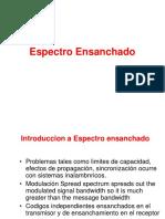 ESPECTRO ENSANCHADO