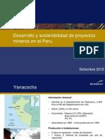 Presentacion CIEMIN 2015 Javier Velarde - Yanacocha.pdf