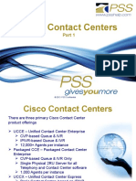 131003 PSS PSO Cisco CC Overview Part 1