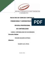 ESCISIÓN DE SOCIEDADES MERCANTILES