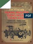 Các Vị Trạng Nguyên, Bảng Nhãn, Thám Hoa Việt Nam - Trần Hồng Đức