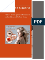 3.- Manual de Usuario